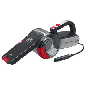 Car vacuum cleaner PV1200AV / 12V, Black+Decker