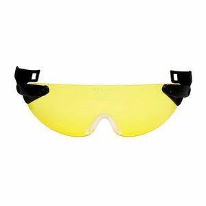 Akiniai  (Integr. Eyew. PV6C) Peltor šalmui,  geltona XH001651377, 3M