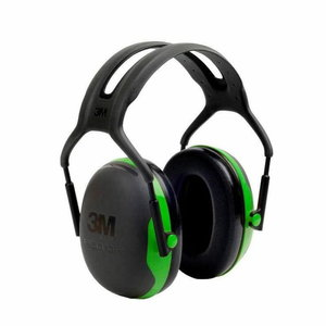 3M X serijos ausinės X1A-GA su galvos lankeliu XA007706873, 3M