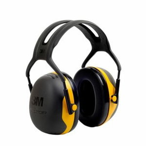 X serijos ausinės, su galvos lankeliu, 3M