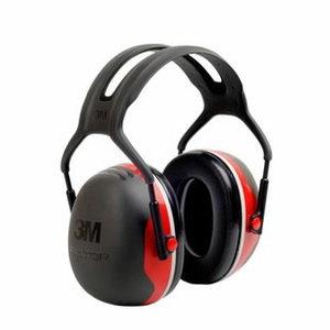 X serijos ausinės X3A-RD su galvos lankeliu, 3M