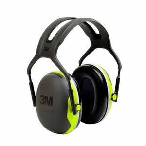 3M X-series earmuffs, headband, X4A-GB, 3M