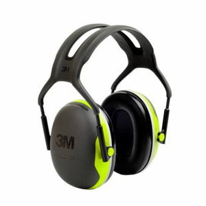 3M X-series earmuffs, headband, X4A-GB, 3M
