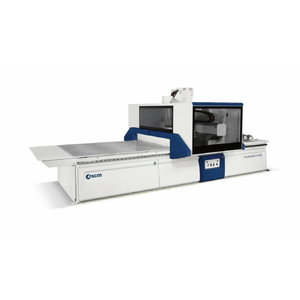 CNC töötlemiskeskus Morbidelli N100 18 D 3686x1860, SCM GROUP