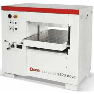 S520 Nova - Thicknessing planer, SCM