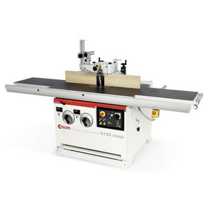 TI120 CLASS - Spindle Moulder (CE version), SCM