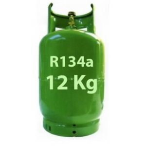 R134 with a balloon 12kg