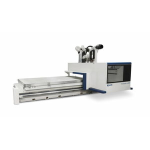 CNC töötlemiskeskus Morbidelli M400F 6170x1320, SCM