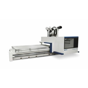 CNC töötlemiskeskus Morbidelli M600F 6170x1600, SCM