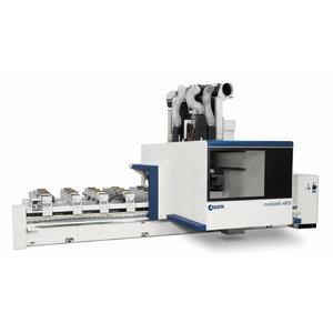 CNC töötlemiskeskus Morbidelli M600/800, SCM