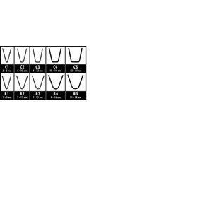 Rehvimustrilõikaja terad R4 9-16mm, 20tk