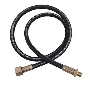 High pressure hose with 1/4-1/2 connection, Rothenberger