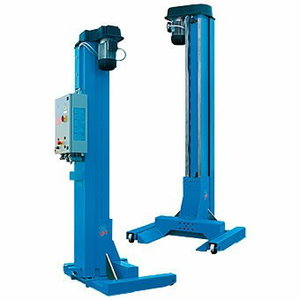 Mobile column lift 222NL, 4pcs 16T (4x4T), Ravaglioli