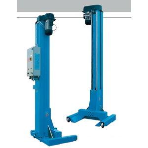 Mobile column lift RAV232, 4columns  22T (4x5.5T), Ravaglioli