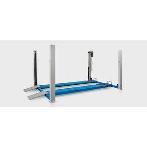 4-column lift 4402 4T 4460mm, alignment, Ravaglioli