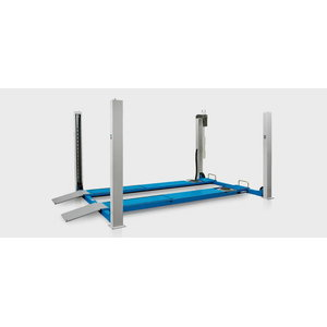 4-column lift 4402 4T 4460mm alignment, Ravaglioli