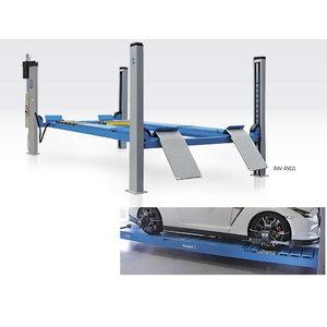 4-column lift 4502L 5T 5700mm alignment, , Ravaglioli
