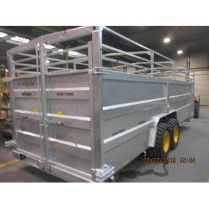 Livestock trailer  BETIMAX RDSP 7500/2, Joskin