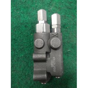 Hydraulic pump regulator, John Deere