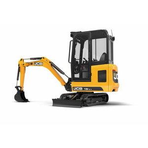 Rent- 19C compact excavator, JCB