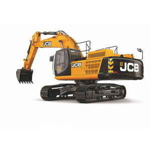 Rent, tracked excavator, 1h ,20 t, JCB