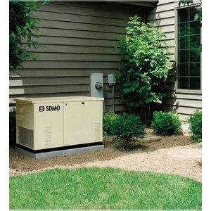 Strāvas ģenerators  RES 13 EC, SDMO