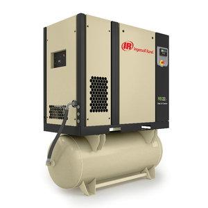 Skrūves kompresors 18kW VSD RS18n-500-TAS, Ingersoll-Rand