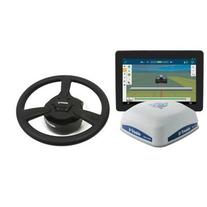 Trimble RTX assisted steering system, Trimble automated farming solu