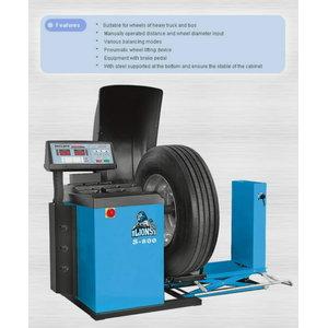 Digital Wheel Balancer S-800 for truck, SCT, Best