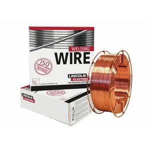 Metināšanas stieple SupraMIG SG2 0,8 mm 16kg RW, Lincoln Electric
