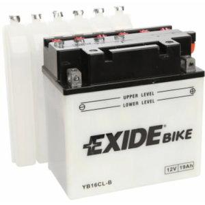 Battery 12V 19Ah YB16CL-B 175x100x175 -+, Exide
