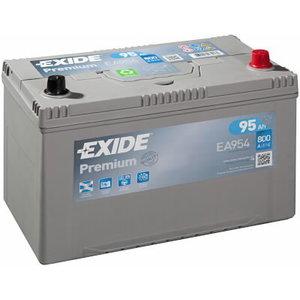 Akumulators Premium 95Ah800A 306x173x222 -+, Exide