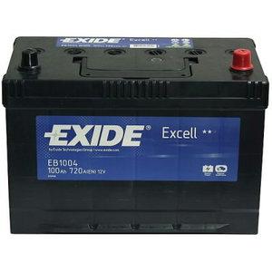 Battery Premium 100Ah 850A 306x173x22, Exide