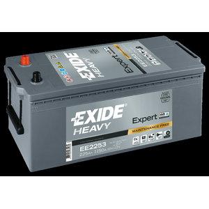 Akumulators EXPERT 225Ah1150A518x279x240+-, Exide