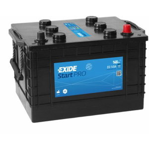 Battery PROFESSIONAL 145Ah1000A 360x253x240 -+, Exide
