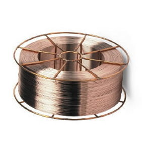 Metināšanas stieple LNM Moniva 1,0mm 16kg B300 PLW, Lincoln Electric
