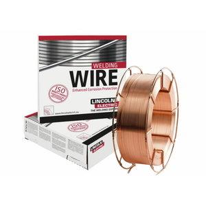 Welding wire  LNM Moniva PLW B300 1,0mm 16kg, Lincoln Electric