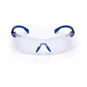 Kaitseprillid Solus kirgas Scotchgard klaas, sinine/must UU003718184, , 3M