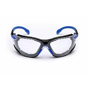 Caurspīdīgas, neaizsvīstošas aizsargbrilles UU003717483, 3M