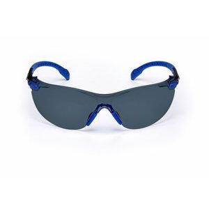 Apsauginiai akiniai mėlynai/juodais rėmeliais, pilki UU00371 UU003718549, 3M