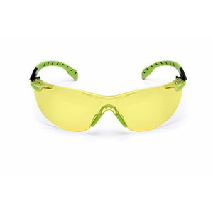 protective glasses transparent green/black PC amber UU003718556, 3M