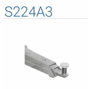 Kõrgendusadapterite komplekt H=80mm 4tk , Ravaglioli