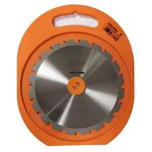 Diskas pjovimo žoliapjovėms 225x25,4 Z20 225x25,4 Z20