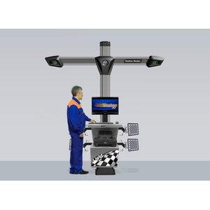 Riteņu savirzes  7 - S 7212 T5A 2 camera, Techno Vector