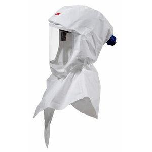 3M S757 hood of premium headband white 52000046038, 3M