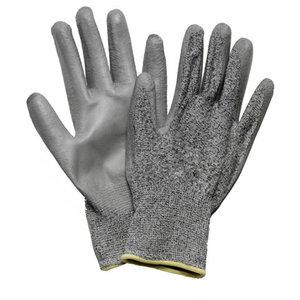 Gloves, cut level 3, PU palm