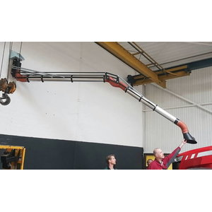 SELF SUPPORTING ARM D=160mm 4m - ARM WITH FLEX JOIN