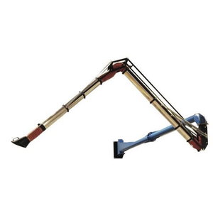 SELF SUPPORTING ARM D=160mm 4m+3m=7m - ARM WITH FLEX JOIN