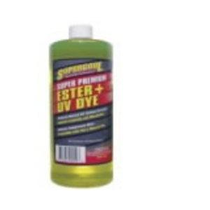 Eļļa gaisa kondicionieru uzpildei ar UV - ESTER, 946ml, SUPERCOOL