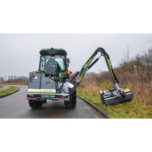 Boom mower Scorpion 430-4 S, GREENTEC